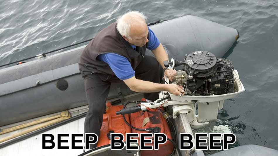 Why Your Boat is Beeping and What it Could Mean