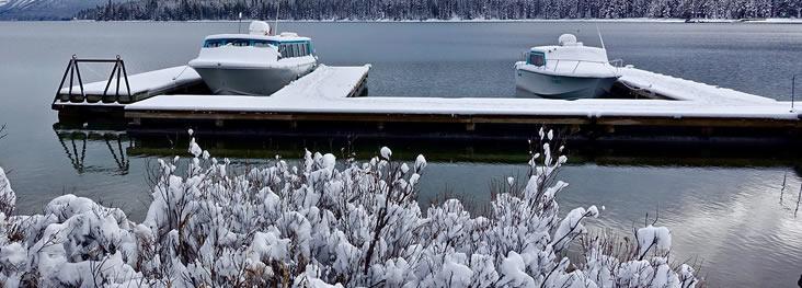 boat engine freeze