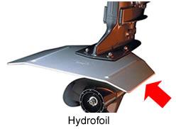 Hydrofoil stabilizer